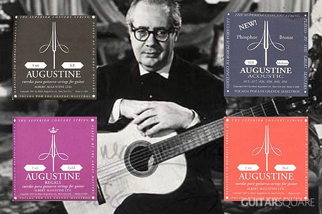 Augustine尼龙琴弦 古典吉他专用