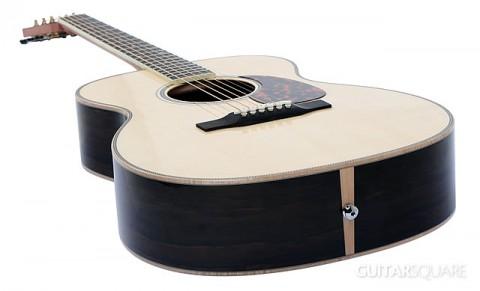 Larrivee OM-60意大利云杉+Ziricote 原声吉他