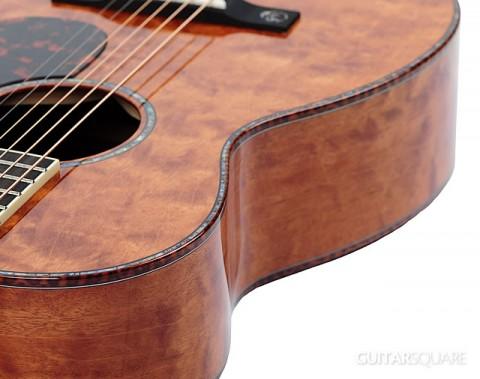 Larrivee P-05全桃花心木私人定制款原声吉他