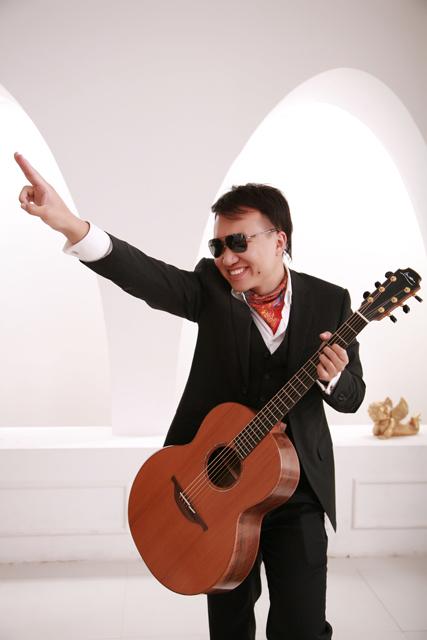 吉他平方创始人张豪
