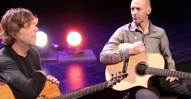 California Guitar Trio - L.R.Baggs Anthem System