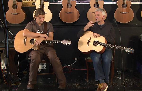 Lowden吉他创始人谈吉他设计