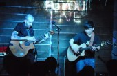 Jon Gomm Played Together with CK-Chen in Changsha