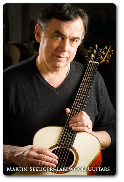 Martin Seeliger谈吉他保养