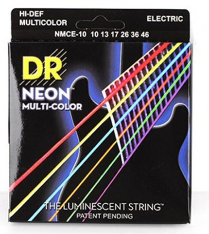 DR NEON Multi-color琴弦