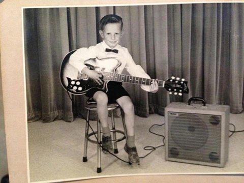 1960年的小Tommy