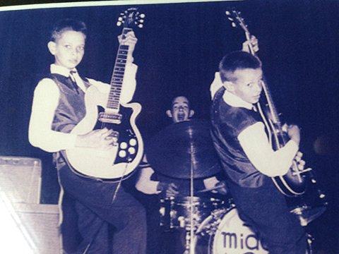 1963年乐队演出