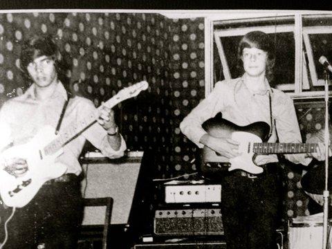 1971年Tommy与Phil